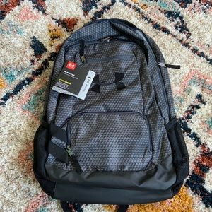 NWT Under Armour Storm Hustle II Backpack Unisex